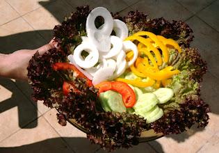 Photo: mandala zeleninová