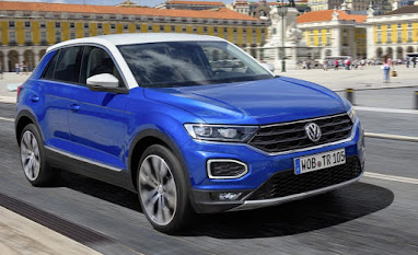 Will T-Roc be a VW best seller?