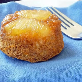 Pineapple Upside-Down Muffins.