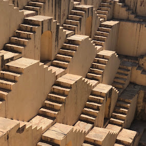 Steps by Rebecca Pollard - Buildings & Architecture Public & Historical (  )