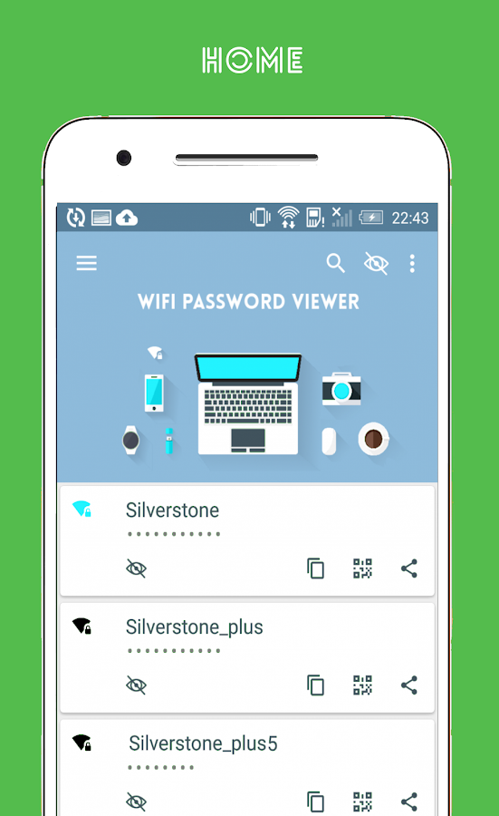 WiFi Password Viewer Pro APK Cracked Free Download | Cracked