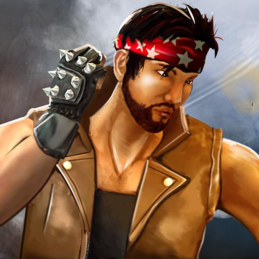 Fight Club Revolution Group 2 - Fighting Combat