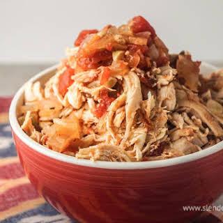 Sunday Slow Cooker: Chicken Tinga.