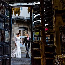 Fotógrafo de bodas Rafael ramajo simón (rafaelramajosim). Foto del 16.01.2018