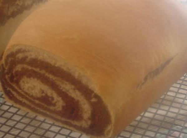 Vanilla Chocolate Swirl Bread Recipe