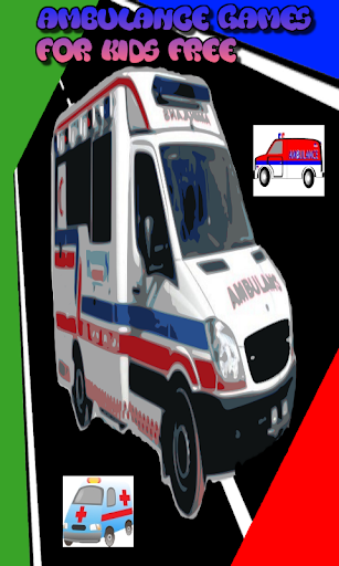 Ambulance Games For Kids Free