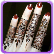 Finger Henna Idea Gallery icon