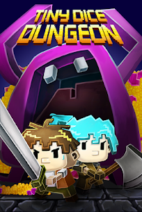 Tiny Dice Dungeon Mod Apk Download For Android and Iphone 1