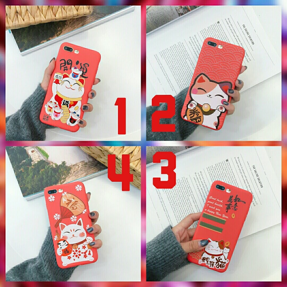 IPhone Case, Japan Lucky Cat