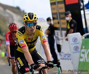"""Van de Tour de France naar het WK, Wout van Aert is vertrokken: """"Heb mijn koffer zelfs niet leeggemaakt"""""""