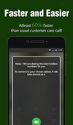 Direct SuperFast Customer Care - screenshot