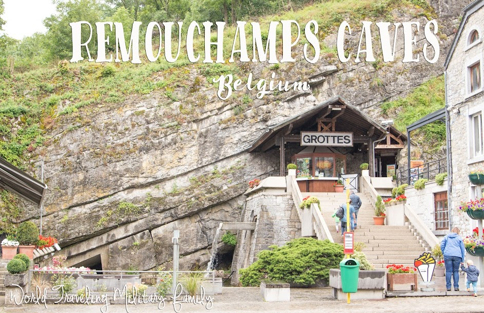 Remouchamps Caves - Belgium