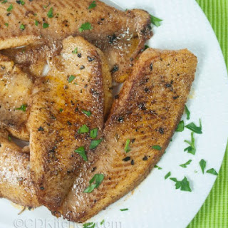 Blackened Tilapia Lemon Pepper Recipes