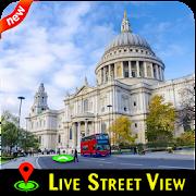 Live Street View Map: GPS Satellite Map Navigation