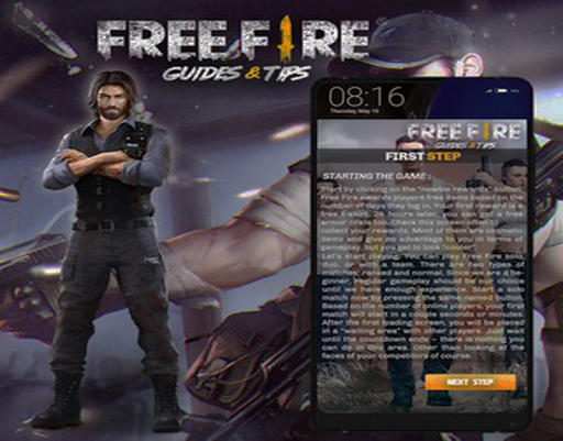 Free Fire Battelground Guide 1.3 screenshots 3