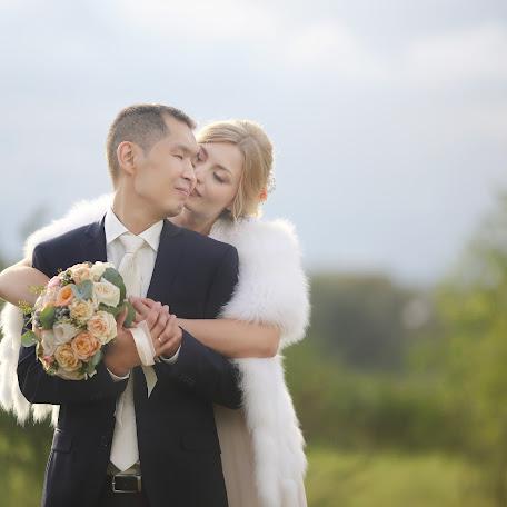 Wedding photographer Anna Bekhovskaya (Bekhovskaya). Photo of 29.10.2017