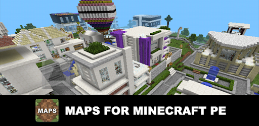 Maps for Minecraft PE for PC