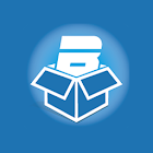 Blue Courier Express icon