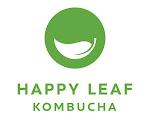 Logo of Happy Leaf Kombucha Cranberry Lavender Kombucha