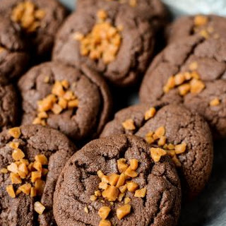 Easy Toffee Cookies