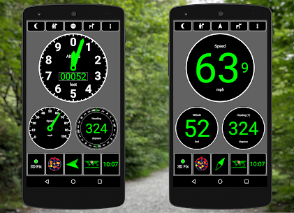GPS Test Plus Navigation APK 4