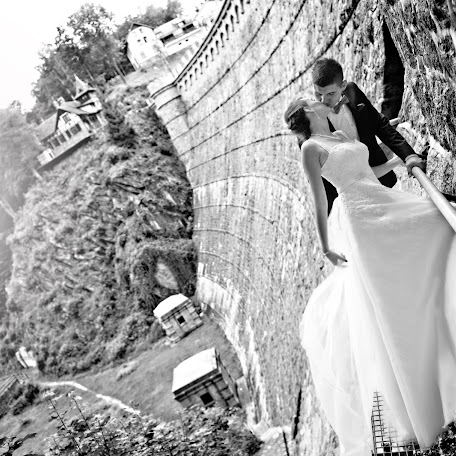 Wedding photographer Anna Przytuła (AnnaPrzytula). Photo of 07.08.2016