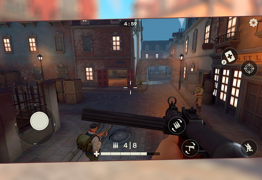 Frontline Guard: WW2 Online Shooter 0.9.43 8