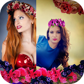Flower Crown Photo Editor Pro