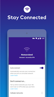 Keepsafe VPN – Stay Safe on WiFi, Hotspot Networks Screenshot