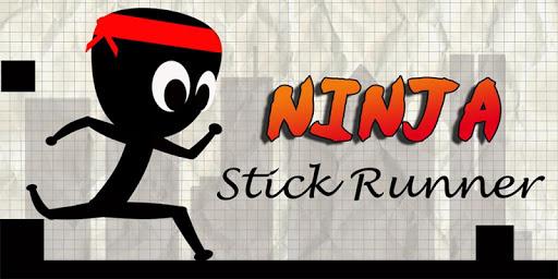 Ninja Stickman Runner