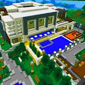 Tải Bản đồ MCPE của Nhà Hiện đại miễn phí