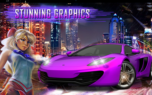 GCR 2 (Girls Car Racing) 1.3 8
