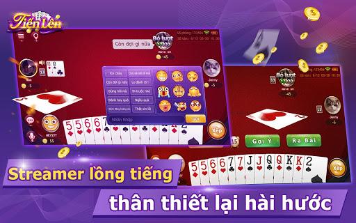 Tiu1ebfn Lu00ean Miu1ec1n Nam - Tien Len -Tu00e1 Lu1ea3-Phu1ecfm -ZingPlay 1.7.061105 screenshots 14