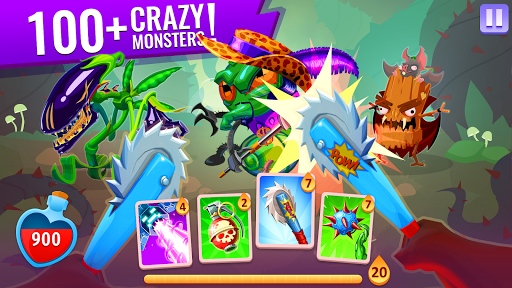 Télécharger Monsters apk mod screenshots 6