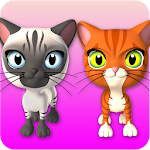 Talking 3 Friends Cats & Bunny 3.24.0 Apk
