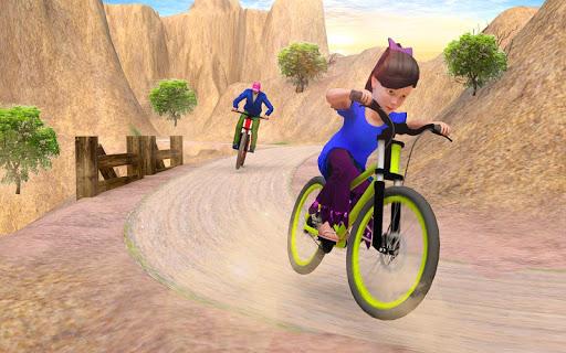 downhill bmx bike cycle
