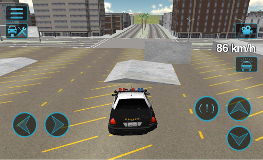 Fast Police Car Driving 3D 1.17 screenshots 4