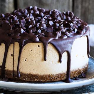 Chocolate-Covered Mocha Cheesecake [Vegan]