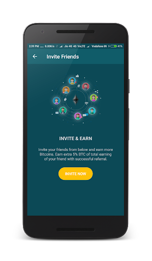 Freebit : Free Bitcoins 1.0 screenshots 5