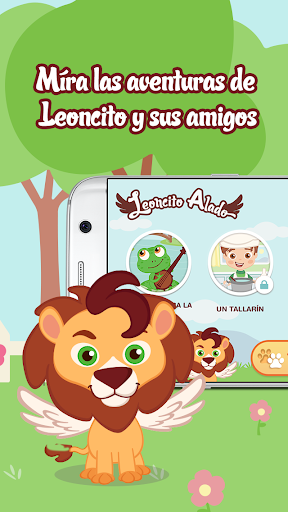 Leoncito Alado - screenshot