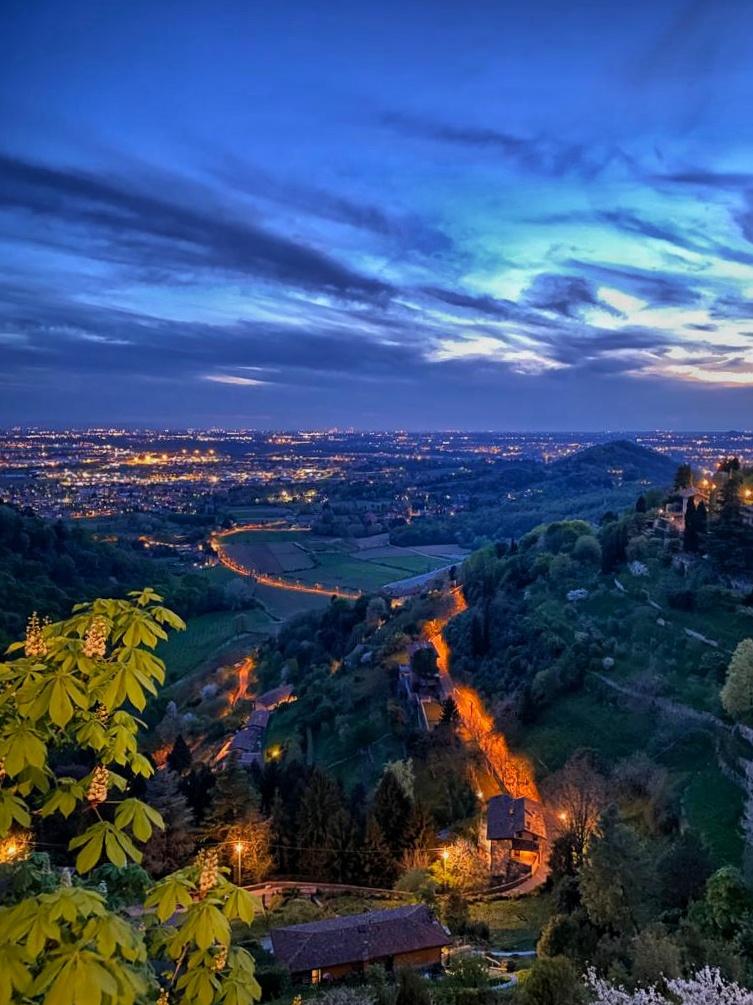 Paesaggi serali di Elish86
