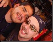 Eddie C. e Bruno P.