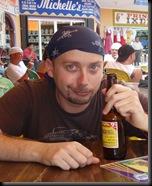 Cerveja mexicana no Fat Tuesday
