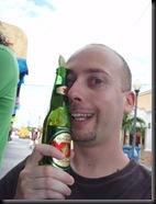 Cervejola mexicana a acompanhar