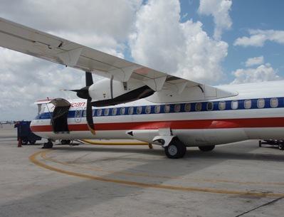 A minha quase avioneta