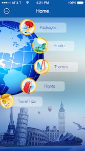 VIVIANE TRAVEL & TOURISM - náhled