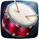 Drums: real drum set music games to play and learn 2.04.01