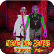 Scary Granny Momo Zombi: Chapter Two Horror Game