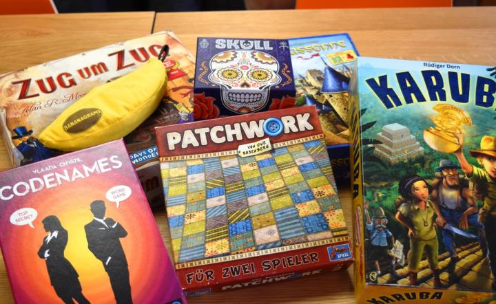 A new breed of board game. The Sugar and Spice team pick out a few favourites.