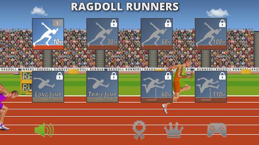 Ragdoll Runners screenshot 2